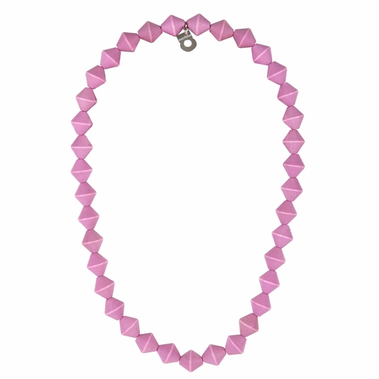 Aarikka Vaasa Pink Necklace