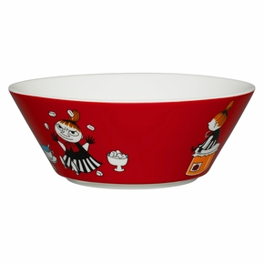 Arabia Moomin Little My Bowl