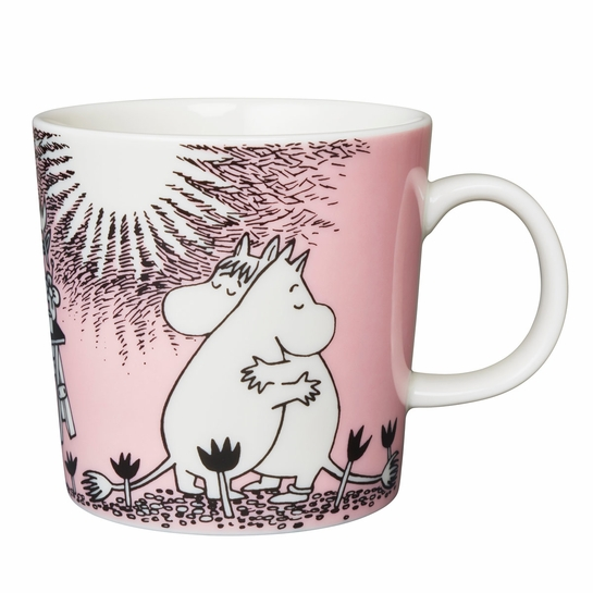 Arabia Moomin Love Mug