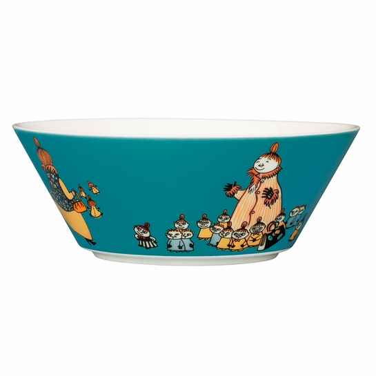 Arabia Moomin Mymble's Mother Bowl