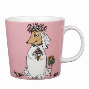 Arabia Moomin The Fuzzy Mug