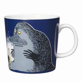 Arabia Moomin The Groke Mug