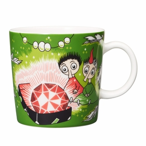 Arabia Moomin Thingumy & Bob Mug