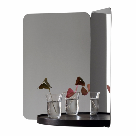Artek 124° Medium Mirror with Tray