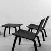 Artek HK002 Lacquered Lounge Chair