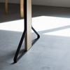 Artek Kaari REB 001 Black Linoleum / Natural Oak Table
