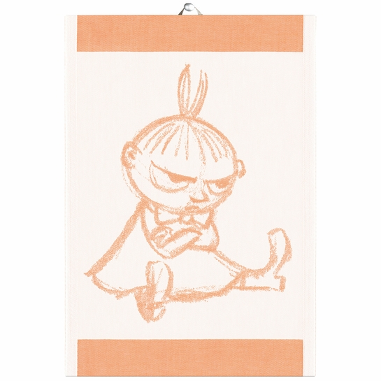 Ekelund Moomin Little My It's Me Tea Towel