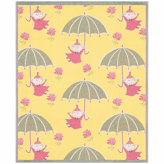 Ekelund Moomin Little My Umbrella Blanket