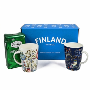 Finland in a Box Coffee Break Gift Set