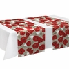 Finlayson Anni Beige / Red / Gold Table Runner