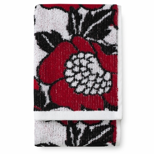 Finlayson Annukka Red Bath Towel