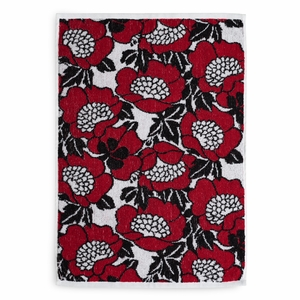 Finlayson Annukka Red Hand Towel