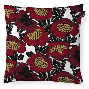 Finlayson Annukka Red Throw Pillow