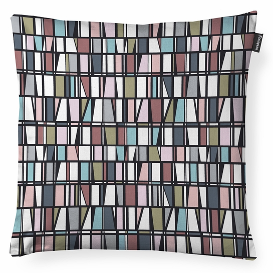 Finlayson Coronna Pastel Throw Pillow