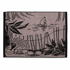 Finlayson Forest Moomin Rose Hand Towel