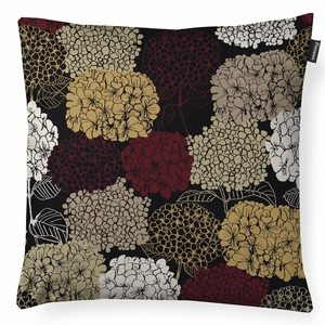 Finlayson Kaino Black Throw Pillow