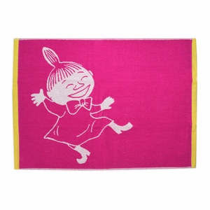 Finlayson Dancing Little My Pink Hand Towel