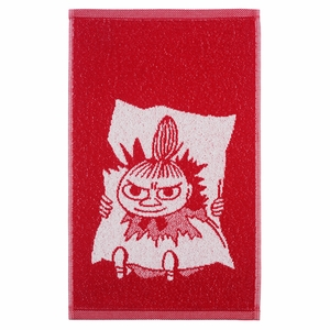 Finlayson Little My Red Hand Towel