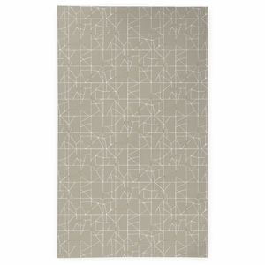 Finlayson Loisto Beige / White / Gold Tablecloth