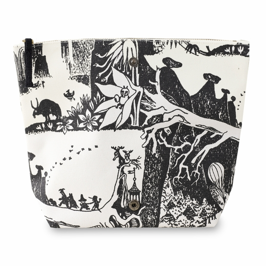 Finlayson Moomin Adventure Cosmetic Bag