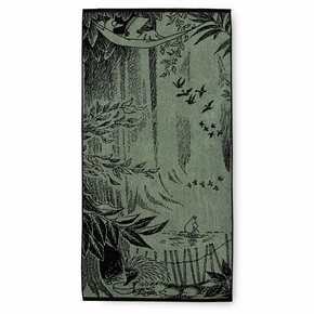 Finlayson Moomin Forest Bath Towel