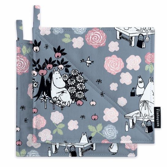 Finlayson Moominmamma Dreaming Pot Holder Set