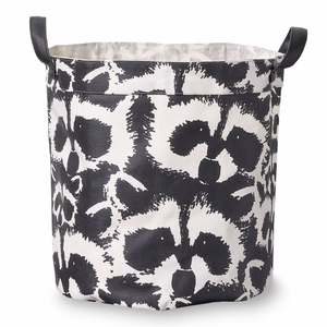 Finlayson Pesue Ivory / Black Pesue Basket