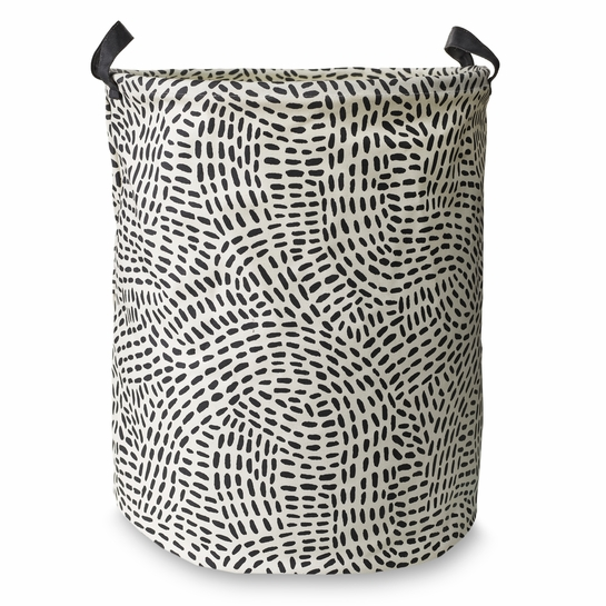 Finlayson Pilkkuva Large Canvas Basket
