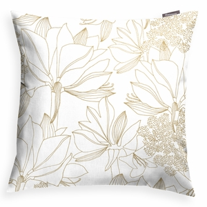 Finlayson Ritarinkukka White Throw Pillow