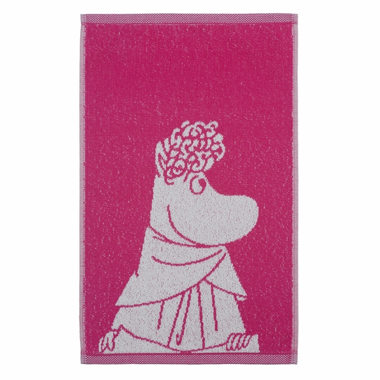 Finlayson Snorkmaiden Pink Hand Towel