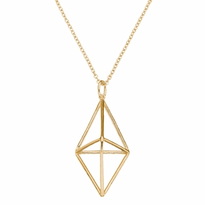 FinnFeelings Himmeli Gold Necklace