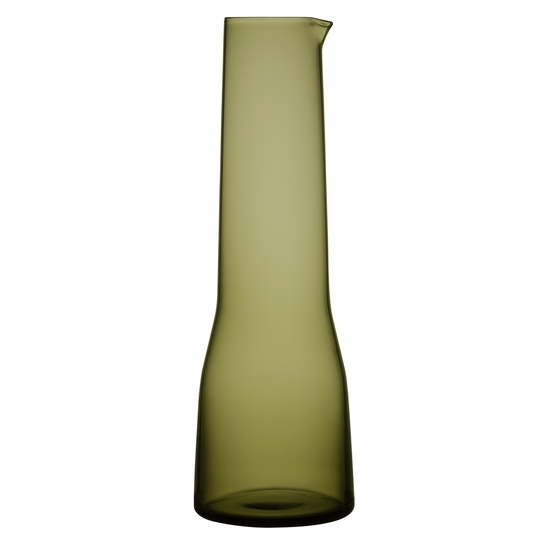 iittala Essence Limited Edition Moss Green Pitcher