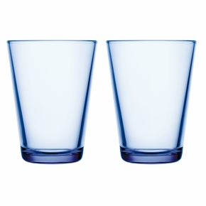 iittala Kartio Aqua Large Tumblers - Set of 2