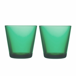 iittala Kartio Emerald Medium Tumblers – Set of 2