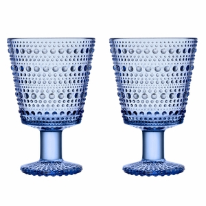 iittala Kastehelmi Aqua Universal Glass - Set of 2