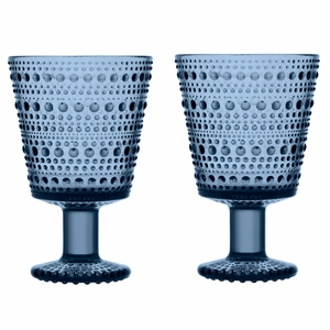 iittala Kastehelmi Rain Universal Glasses - Set of 2