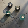 iittala Kastehelmi Special Edition Recycled Glass Candle Holder