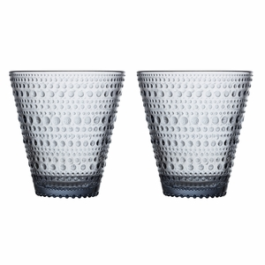 iittala Kastehelmi Special Edition Recycled Glass Tumblers - Set of 2