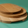 iittala Raami Oak Oval Large Serving Tray
