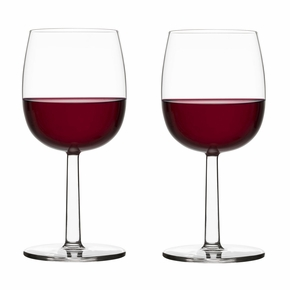 iittala Raami Red Wine Glasses (Set of 2)