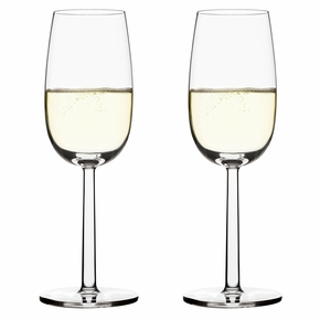 iittala Raami Sparkling Wine Glasses (Set of 2)
