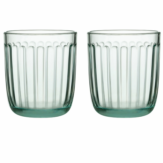 iittala Raami Special Edition Recycled Glass Tumblers - Set of 2