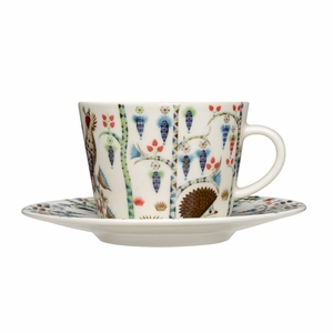 iittala Siimes Coffee Cup and Saucer