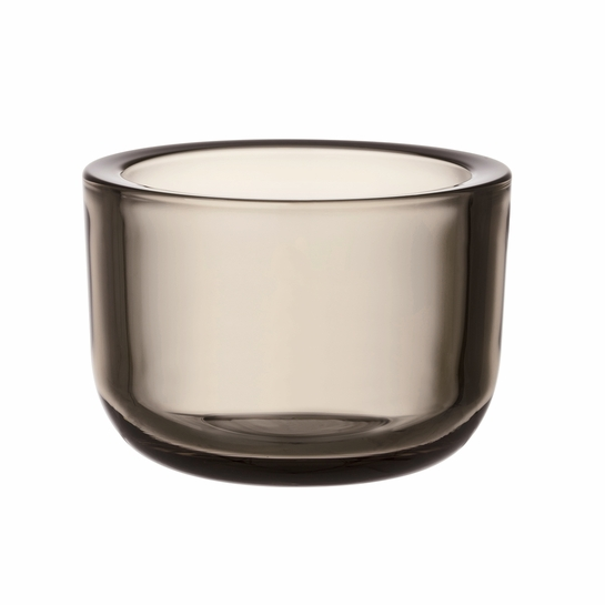 iittala Valkea Linen Candle Holder