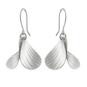 Kalevala Riemu Sterling Silver Earrings