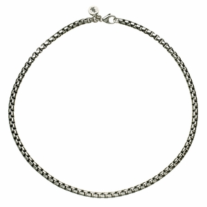 Kalevala Vaino Silver Necklace