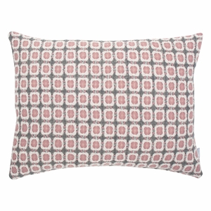 Lapuan Kankurit Corona Rose Wool Throw Pillow