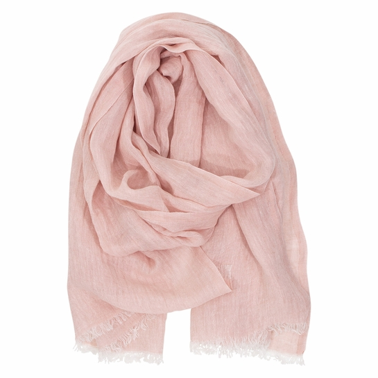 Lapuan Kankurit Halaus Light Rose Scarf
