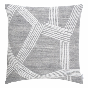 Lapuan Kankurit Himmeli Grey Throw Pillow