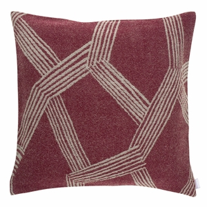 Lapuan Kankurit Himmeli Wine Throw Pillow